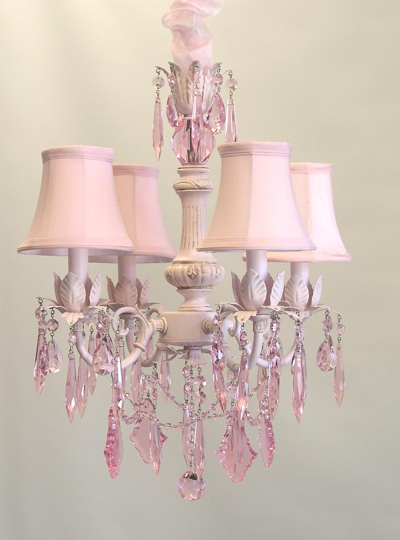I Lite 4 U Shabby Chic Style Mini Chandeliers Amp Lighting